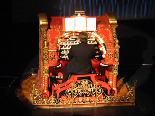 The Mighty Wurlitzer at the Alabama
