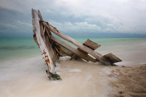 beach ship nd wreck caicos tci tuks bojorchess