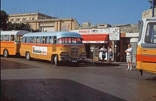 Malta Busbahnhof