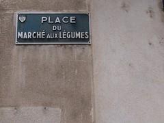 Place du Marché aux Légumes