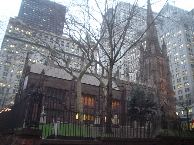St Paul Chapel New York City Flickr Photo Sharing
