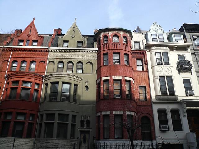 New York Row Houses : Row houses new york city flickr photo sharing