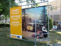 100 years of Postauto buses