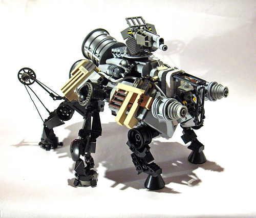 steampunked AT-TE