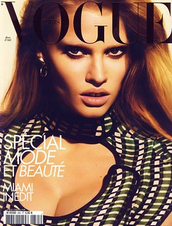 Vogue Paris Mars 2008