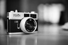 cameras & optics, digital camera, camera, white, single lens reflex camera, photograph, mirrorless interchangeable-lens camera, monochrome photography, close-up, monochrome, black-and-white, black, rangefinder, reflex camera,