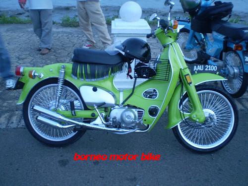 Modif Motor Honda Grand   Cara Modifikasi Motor Yamaha