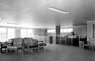 MCAS Kaneohe Bay, HI golf course clubhouse interior 16 June 1953