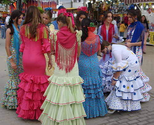 feria jurken