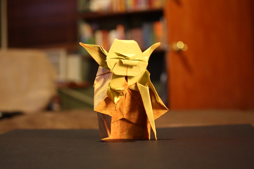 Origami Yoda | by idovermani