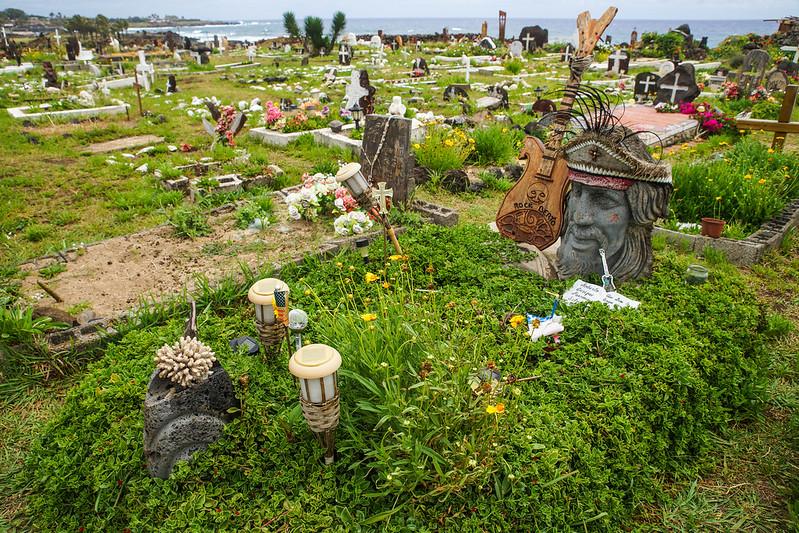 Grave of a rocker