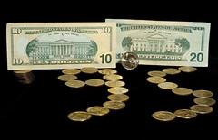 money handling, cash, money, font, dollar, coin, currency,