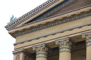 Philadelphia Museum of Art - great architectural detailing