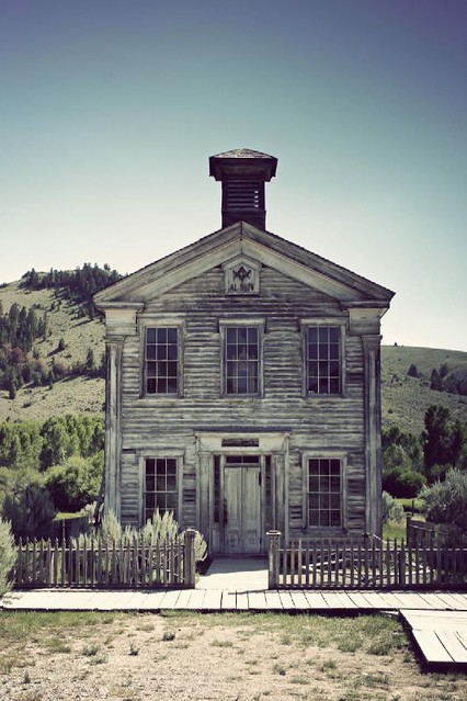 Bannack Masonic Lodge & School House