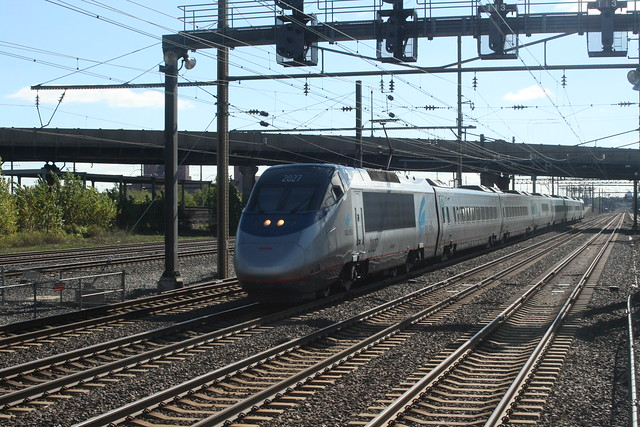 ATK  Acela  2027  Newark NJ  12 Oct 2007  D-807