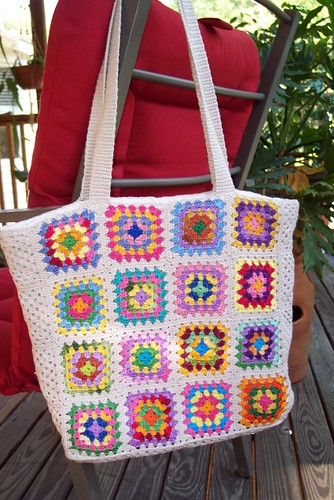 Granny Square Tote Bag : Recent Photos The Commons Getty Collection Galleries World Map App ...