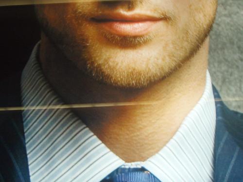 英語 口髭