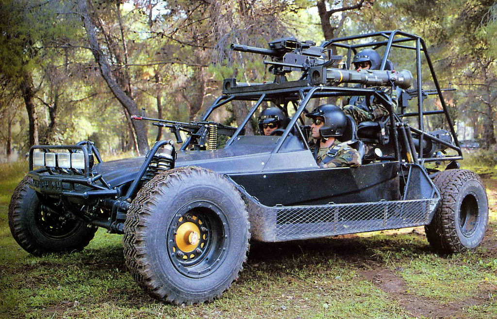 Vw Dune Buggy >> US ARMY Chenowth 'dune buggy' (FAV LSV DPV) 'Special Forces' - a photo on Flickriver