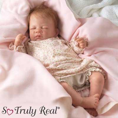 Truly Real Baby Doll Clothes