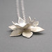 Blooming Lotus Pendant by aloka~