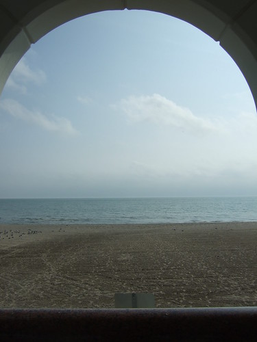 ocean blue water sand hole corpuschristi horizon frame alternateversion