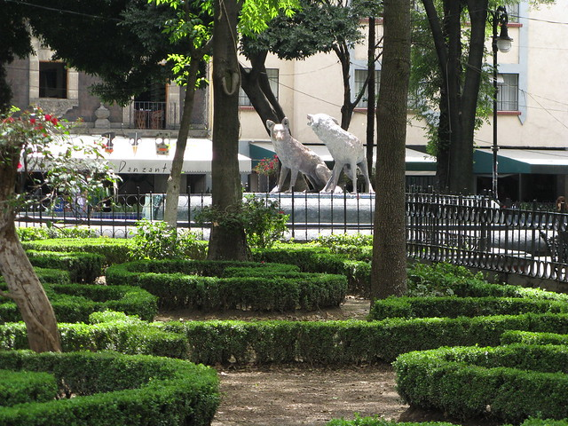 Plaza Coyoacan
