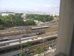 Pune railway goods yard
