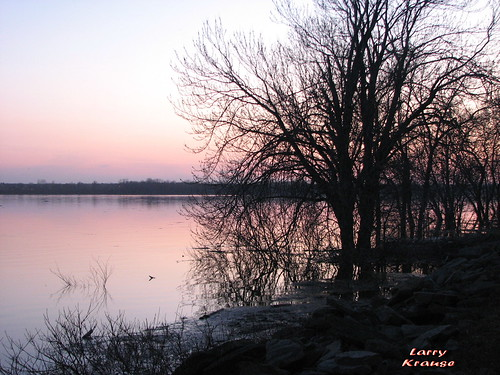 trees sunset sky water river evening glow saintjohnriver canons3is
