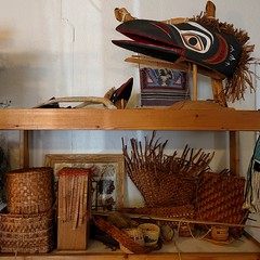 #DIY #PNW #cedarbark #basket(s) #basketry #basketweaving #weaving #shelfie #traditionalskills #gatherertogardener #heidibohan