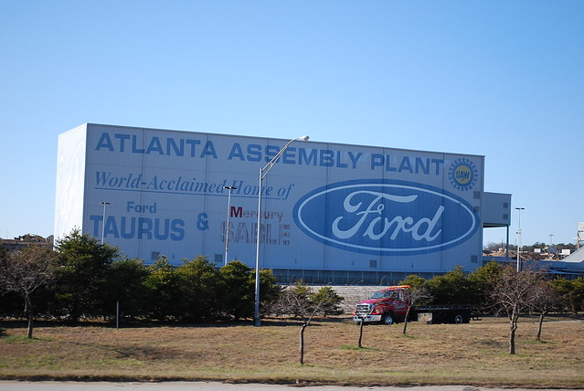 Old Ford Plant Atlanta Ga