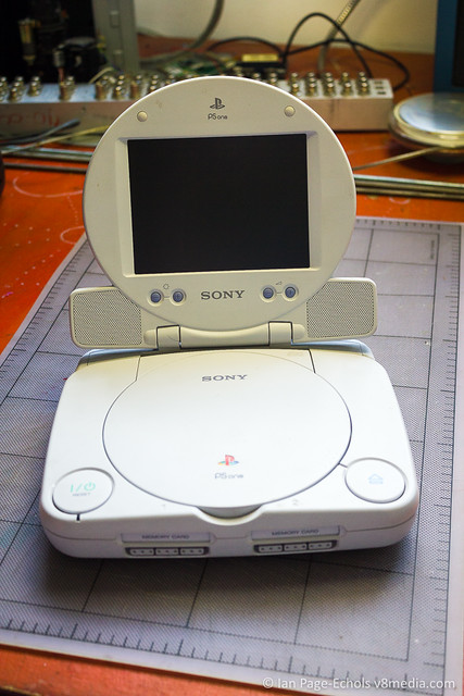 Sony PSOne LCD Screen