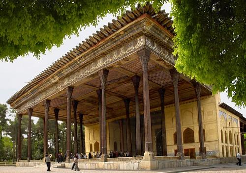 Iran Esfahan Chehel Sotun _DSC7199