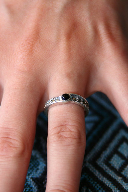 Ring On Ring Finger Meaning