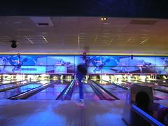 Chris, bowling