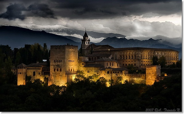 Alhambra nocturna