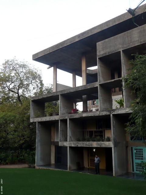 04123 ahmedabad casa shodan arq le corbusier a photo on flickriver - Le corbusier casas ...