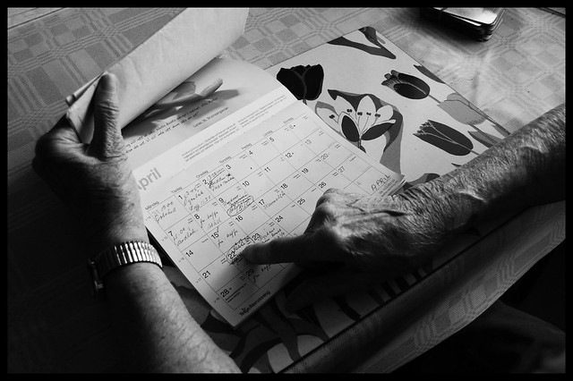 Farmors kalender