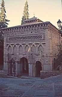 Toledo kleine Moschee