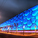 national aquatics center (watercube)