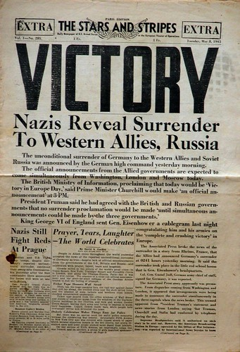 Victory in Europe Day photo