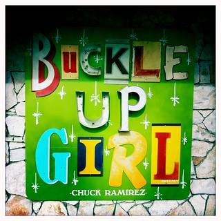 Buckle up Girl