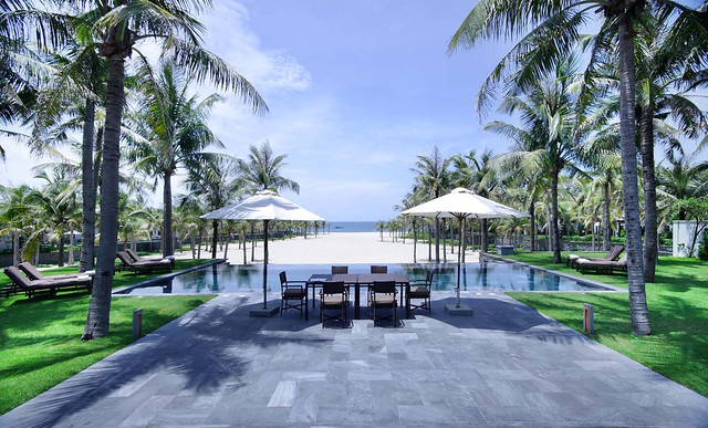 The Nam Hai Pool Villa--Private Pool 2