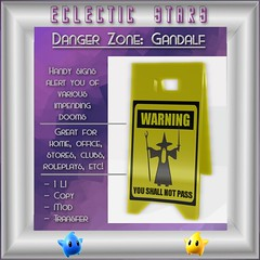 Eclectic Stars - Danger Zone (Gandalf)
