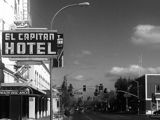 I don't often stay in motels in Merced, but when I do, I stay at El Capitan