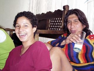 Fiesta en Quito