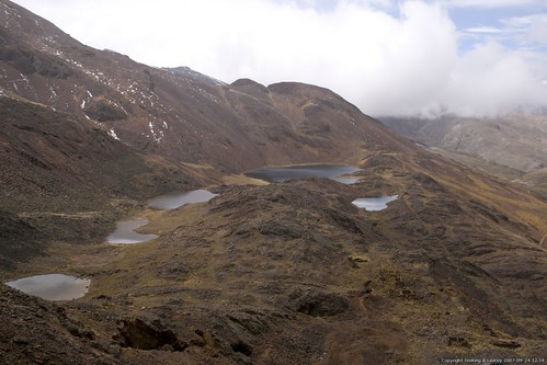 Chacaltaya - Bolivia