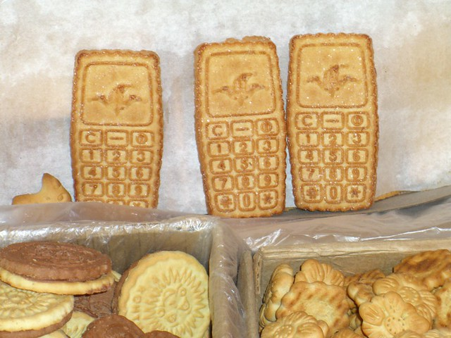 Mobile Phone Cookies - Osh, Kyrgyzstan