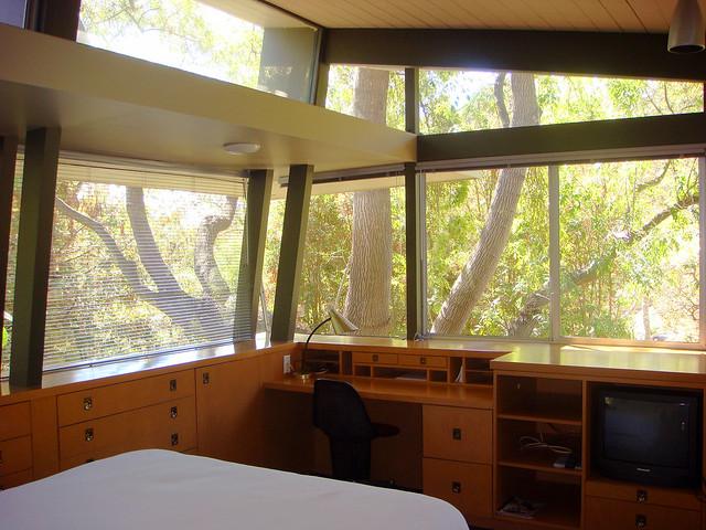 Mha Site Office Master Bedroom Corner Window Flickr Photo Sharing