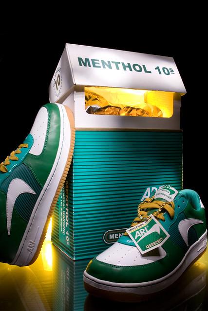 Menthol 10s