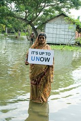 Bangladesh - people around the globe challenge world leaders at the UN to Fight Climate Poverty